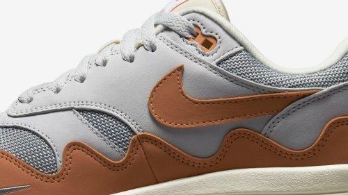 "Patta x Nike Air Max 1 ""Monarch"": Dieser Sneaker versprüht OG-Feeling"