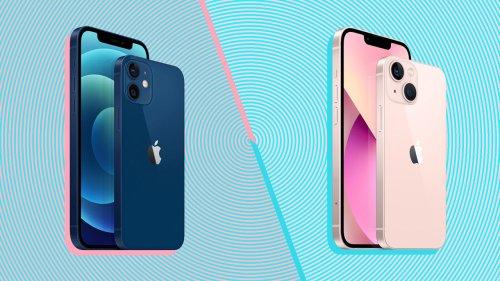 iPhone 13 vs. iPhone 12: Lohnt sich das Upgrade?