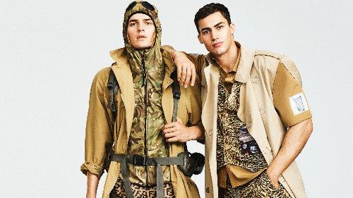 So geht Outdoor-Mode in der High Fashion