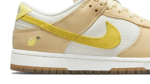 "Nike SB Dunk Low ""Lemon Drop"": Ein fruchtig, fresher Sneaker"