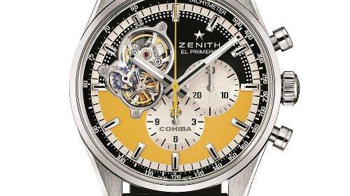 Diese Uhr von Zenith ist das Richtige für Zigarren-Liebhaber