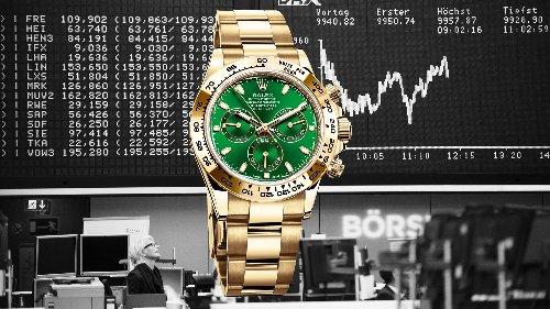 Rolex als Wertanlage: Diese Modelle lohnen sich am meisten