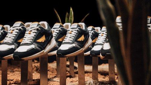 "Afew Goods Yamasura ""Soil"": Ein nachhaltiger Sneaker Made in Germany"