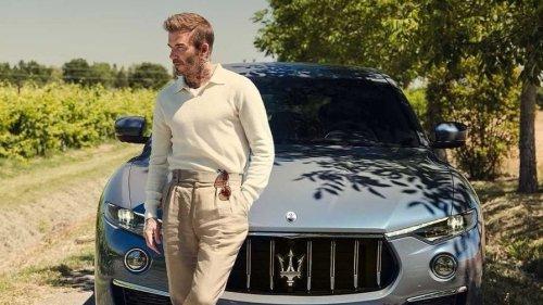 David Beckham: Seine Loafers sind im Sommer die neuen weißen Sneaker für Modebewusste