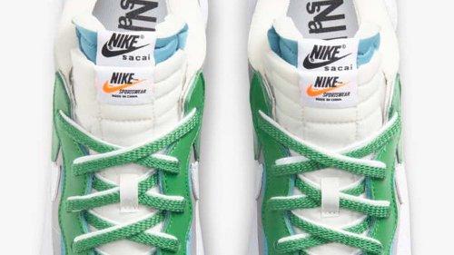 Sacai x Nike Blazer Low: Der wohl beste dekonstruierte Sneaker