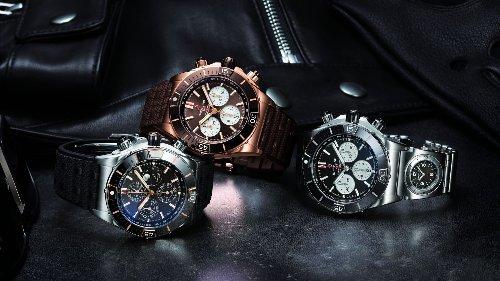 Breitling: Die neue Super Chronomat ist eine sportliche Allzweckuhr mit Extra-Power