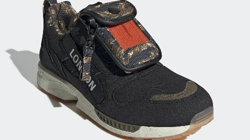 "Adidas ZX 8000 ""Out There"" – der perfekte Outdoor-Sneaker"