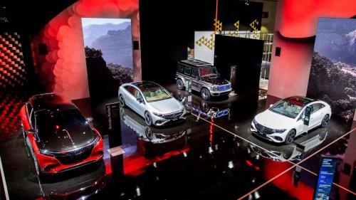 Chapeau, Mercedes: Diese IAA-Highlights rollen aus Stuttgart auf uns zu