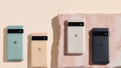 Google Pixel 6: Neu erfundenes Smartphone will ganz oben mitspielen