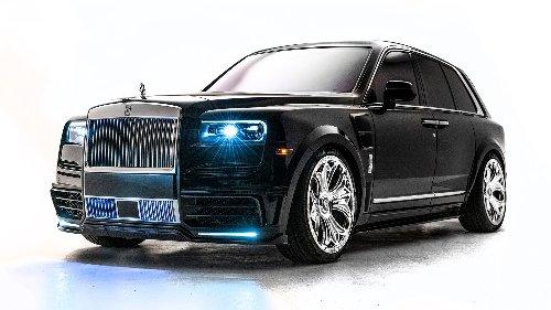 Drake fährt Rolls-Royce – allerdings keinen von der Stange!