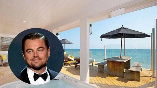 Leonardo DiCaprio: Das ist seine neue Villa in Malibu