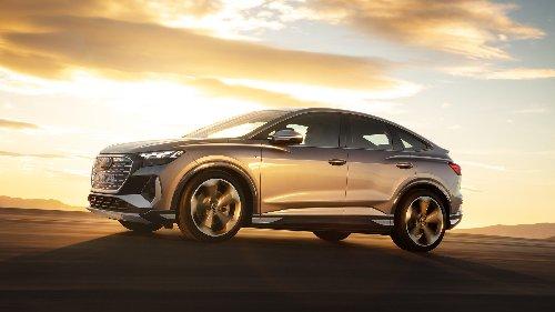 Audi Q4 e-tron: So sieht der neue Einstieg in die elektrische Audi-Welt aus!