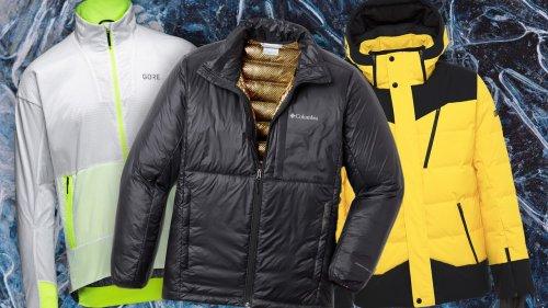 Outdoor-Jacke: Drei Favoriten für den Sport im Winter 2021