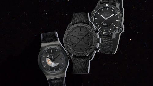 Schwarze Uhren: Elegante Begleiter für jede Gelegenheit