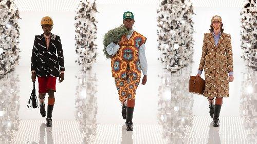 Gucci x Balenciaga: Die Kollektion, über die jetzt jeder spricht