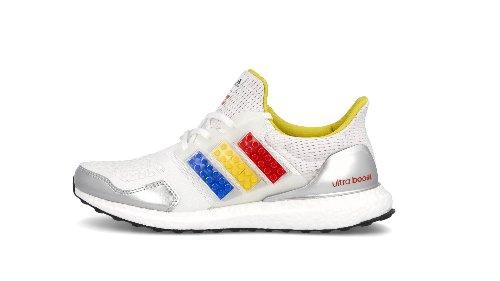 Adidas: Neues Ultraboost-Modell in Kooperation mit Lego