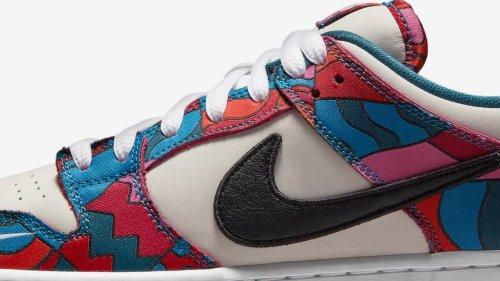 Nike SB Dunk Low: Dieser Sneaker feiert die Olympischen Spiele