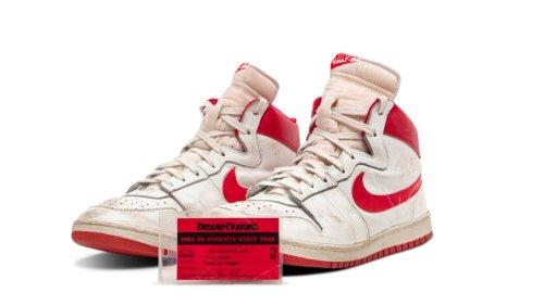 Nike: Sind das bald die teuersten Sneaker aller Zeiten?