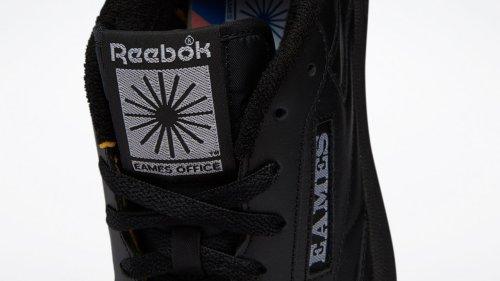 """Eames x Reebok Club C: Die """"Vitra"""" Sneaker"""
