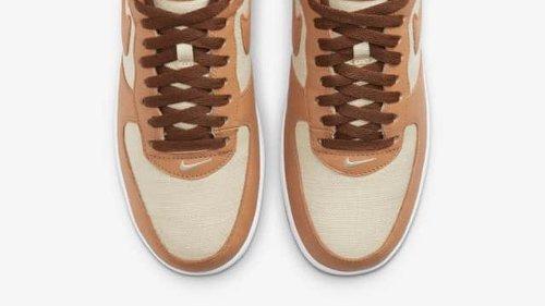 Der Nike Air Force 1 Acorn ist der perfekte Sneaker für fast jedes Outfit im Alltag