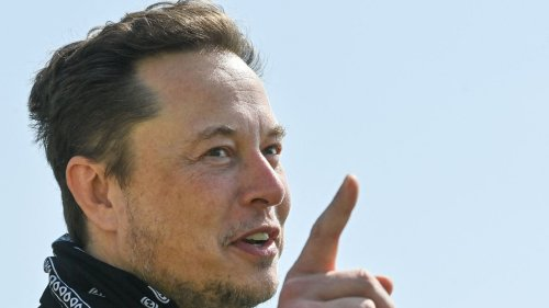 Elon Musk: Tesla-Chef stichelt gegen Joe Biden