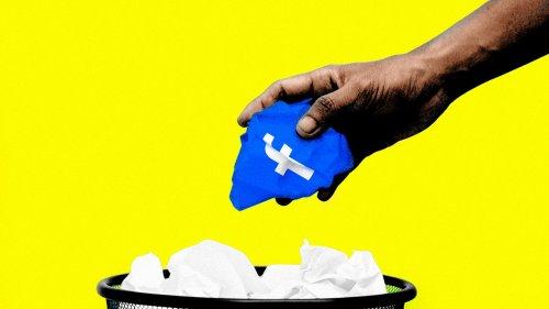 Facebook Account dauerhaft löschen: So einfach geht's