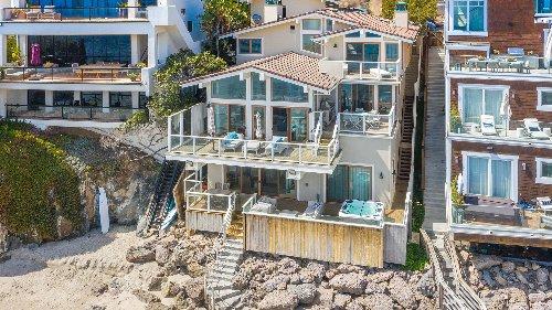 Die legendäre Strandvilla von Steve McQueen steht zum Verkauf – hier sind alle Bilder