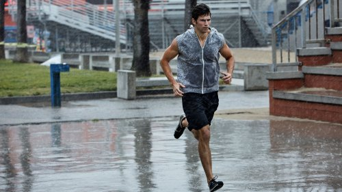 Joggen im Regen: Mit diesen 8 Tipps können Sie selbst bei schlechtem Wetter laufen
