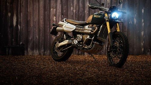 Triumph Motorrad: Dieses neue Modell ist eine Hommage an Steve McQueen