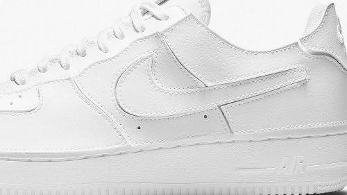 Dieser Nike Air Force 1 passt zu jedem Outfit – dank wechselbarem Obermaterial