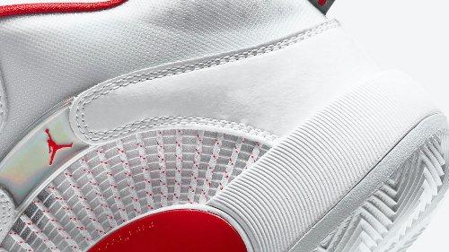 Der Air Jordan 35 bekommt ein feuriges Makeover