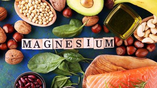 Magnesiummangel: So erkennen und beheben Sie ihn