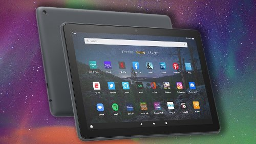 Amazon's new Fire HD 10 Plus is a great value tablet with an awesome magic trick