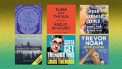 Best audiobooks to listen to 2021