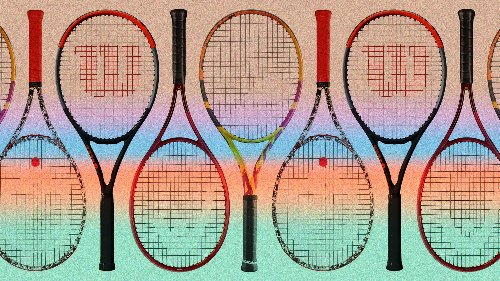 Best tennis rackets for channelling your inner Roger Federer