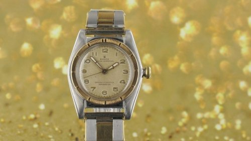 The Rolex Bubbleback is the OG of Rolex collecting – and is now mega-affordable