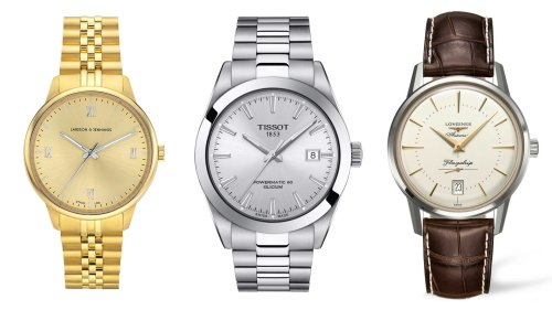 Watches cover image