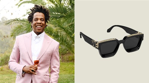 Jay-Z's Louis Vuitton sunglasses are summer perfection