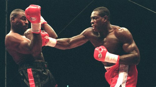 Frank Bruno: 'If it wasn't for Frank Warren, I wouldn't have been world champion'