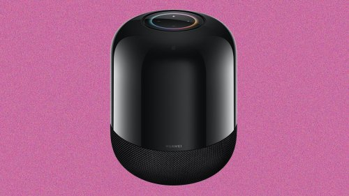 The Huawei Sound X speaker is more than an Apple HomePod clone