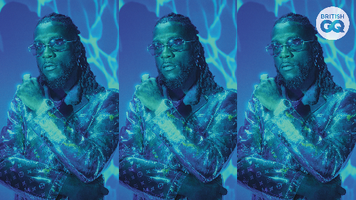 Burna Boy: 'I have to think for a whole generation'