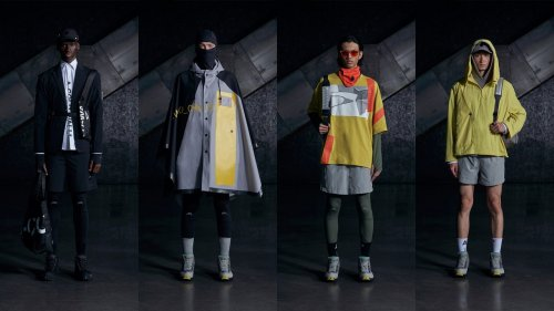 Back to work? A-Cold-Wall* SS22 was made for inner-city commuters