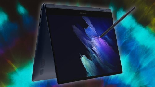 Samsung's Galaxy Book Pro 360 is a futuristic work in progress