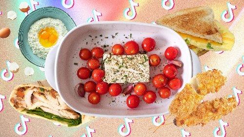 The five TikTok recipes that deserve their viral status