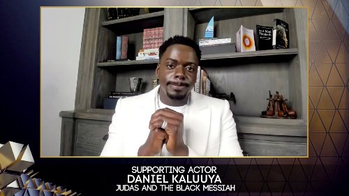 Daniel Kaluuya and Yuh-Jung Youn's chilled acceptance speeches saved the Baftas