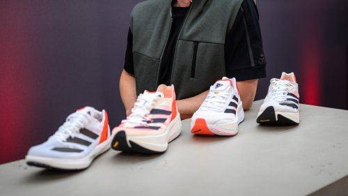 Adidas' four new sneakers cater to every runner, from long-distance to racers