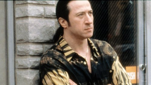 Why are Furio's shirts so good on The Sopranos?