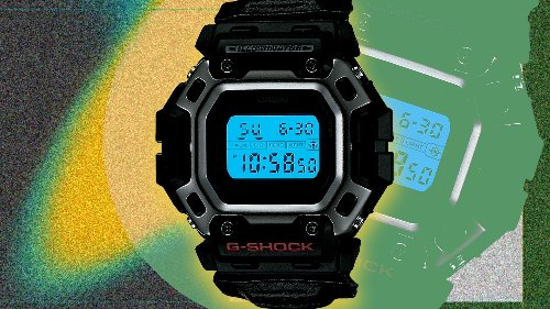 Why the G-Shock DW-8300 is the 'vintage' G-Shock of choice for insiders