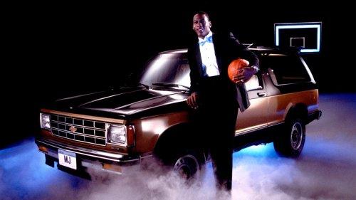 Michael Jordan's car collection is as baller as you'd expect