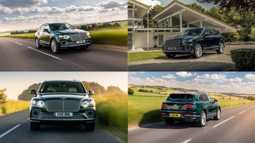 Bentley Bentayga Hybrid: there's a quiet riot going on